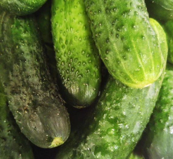 Kitaip rauginti agurkai