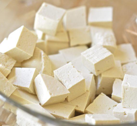 Aštri rūgšti pievagrybių ir tofu sriuba