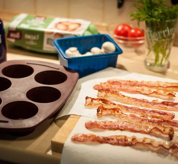 Idėja šeimos savaitgalio pusryčiams