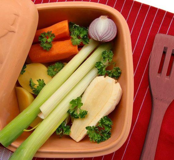 Prancūziškas daržovių sultinys bouillon de légumes