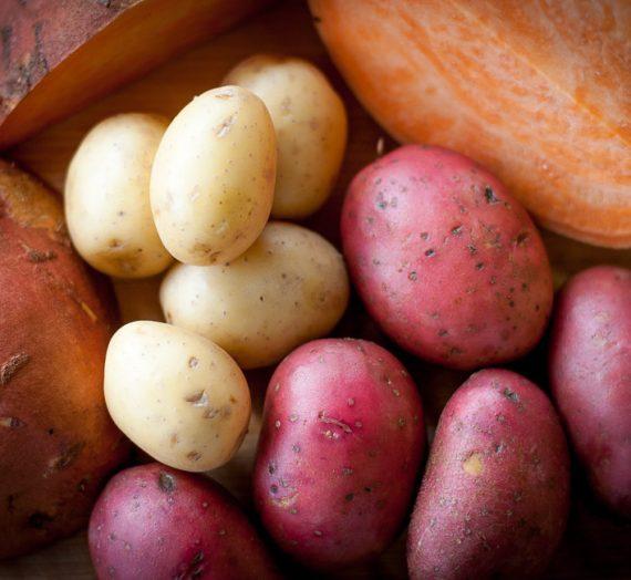 Trijų bulvių sriuba
