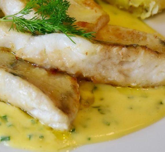 Baltasis žuvies padažas